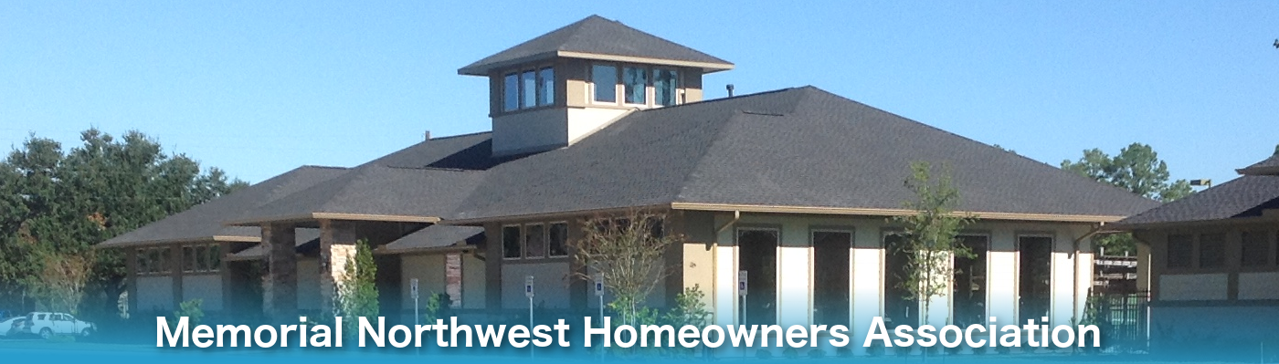 Memorial Northwest Homeowners Association